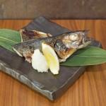 Grilled Saba Ichiyaboshi