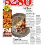 Izakaya Den - 5280 Magazine Fall 2014
