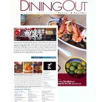 Izakaya Den Dining Out Winter 2013-2014