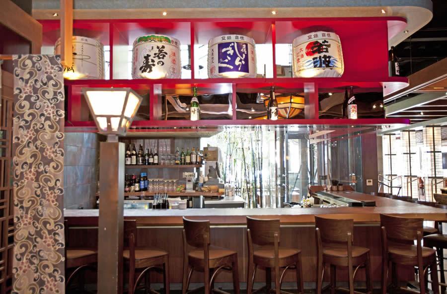 Izakaya Den First Floor Bar