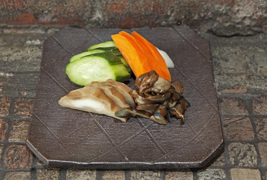 Nuka Zuke - Nuka Marinated Vegetables