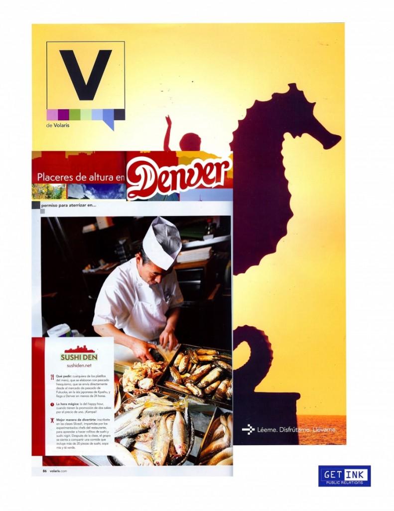 V de Volaris Print Magazine