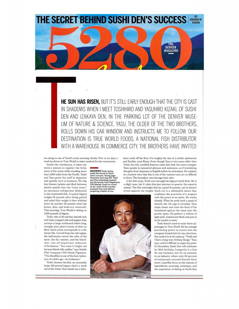 5280 Magazine, page 2
