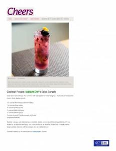 CheersOnline.com Izakaya